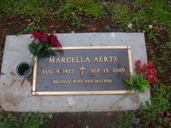 Marcella <i>Johnson</i> Aerts