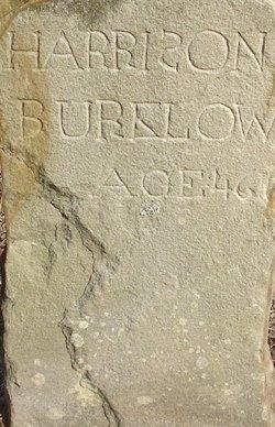 Harrison Burklow