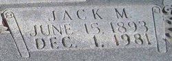 Jack Monroe Clevenger