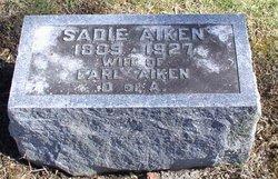 Sadie <i>Poe</i> Aiken
