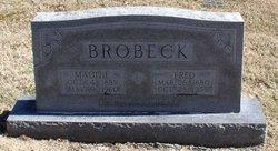 Margaret Jane Maggie <i>Luttrell</i> Brobeck