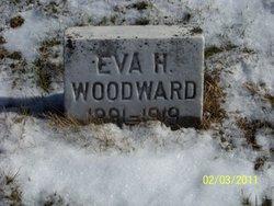 Mary Eva Eva <i>Hall</i> Woodward