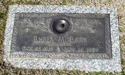 Rheba <i>Barnes</i> Bare