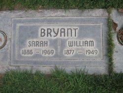 Sarah Ann Sid <i>Martin</i> Bryant
