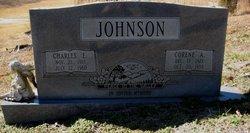 Ella Corene Corene <i>Austin</i> Johnson