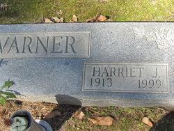 Harriet <i>Johnston</i> Varner