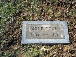 John Plummer Cowley