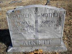 Arrena S. <i>Pierce</i> Arnett