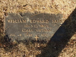 William Edward Bill Saint