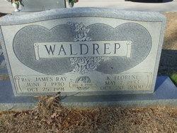 Rev James Ray Waldrep