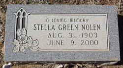 Stella <i>Green</i> Nolen