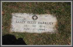 Sarah Jane Sally <i>Ellis</i> Barkley