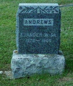 Evander Willis Andrews, Sr