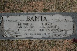 Ruby Mae <i>Thomas</i> Banta