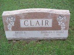 Barbara <i>Duane</i> Clair