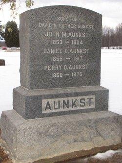 Perry Oswald Aunkst