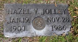 Hazel <i>Vickers</i> Jolley