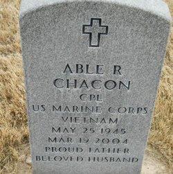 Able R Chacon