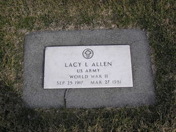Lacy Levell Doc Allen