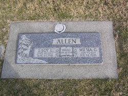 Wilma G <i>Rumley</i> Allen