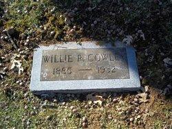William Reynold Willie Cowley