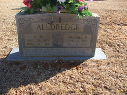 Tressie <i>Runge</i> Alldredge