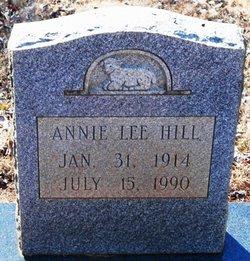 Annie Lee <i>Torrence</i> Hill