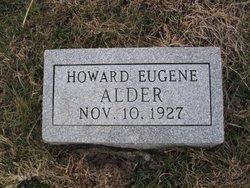 Howard Eugene Alder