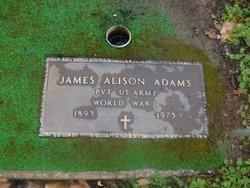 James Alison Al Adams