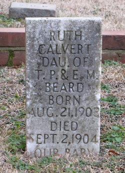 Ruth Calvert