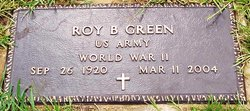 Roy Barton Barty PawPaw Green