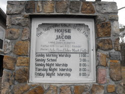 House of Jacob Cemetery