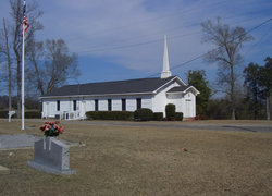 May Creek Church Cemetery