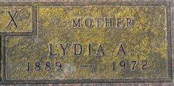 Lydia A. <i>Loeck</i> Rux