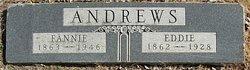 Frances Caroline Fannie <i>Newton</i> Andrews