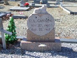 D. L. Evan Cannon