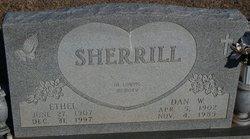 Ethel Sherrill
