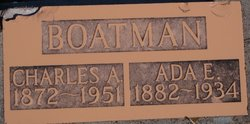 Charles A Boatman