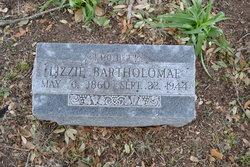 Elise Lizzie <i>Schuchardt</i> Bartholomae