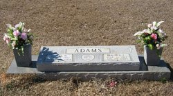 James Willie Adams
