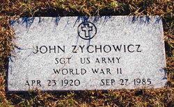 John Zychowicz