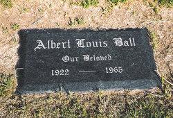 Albert Louis Ball