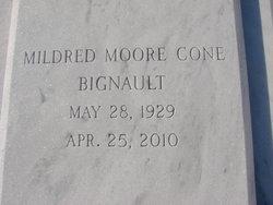 Mildred Mama Mildred <i>Cone</i> Bignault