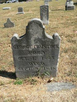 George Ward Comstock