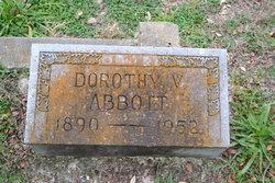 Dorothy <i>Vaughan</i> Abbott