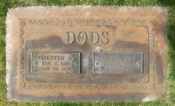 Chester Alfred Dods, Sr