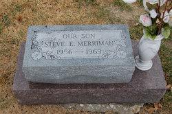 Steve Edward Merriman