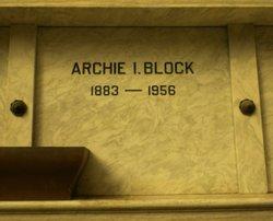 Archie I Block