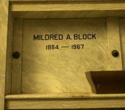 Mildred <i>Lawson</i> Block