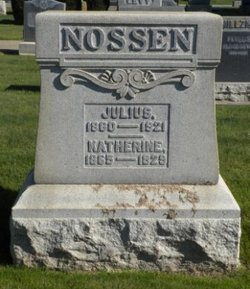 Julius Nossen